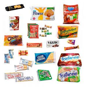 Snacks y Otros